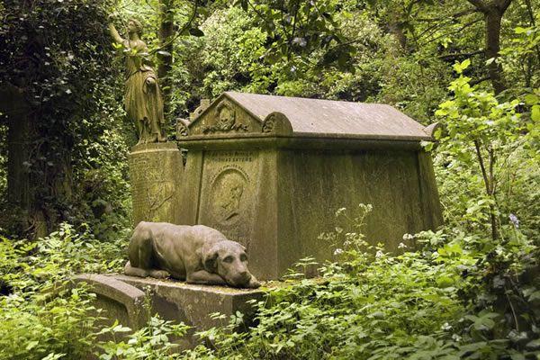 cementerio de Highgate (28)