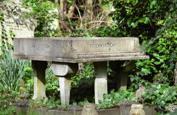 cementerio de Highgate (27)