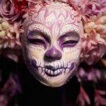 Muertitas, hermosas máscaras de Krisztianna
