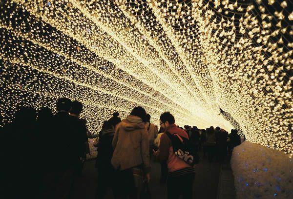 Nabana no Sato luces invierno (11)