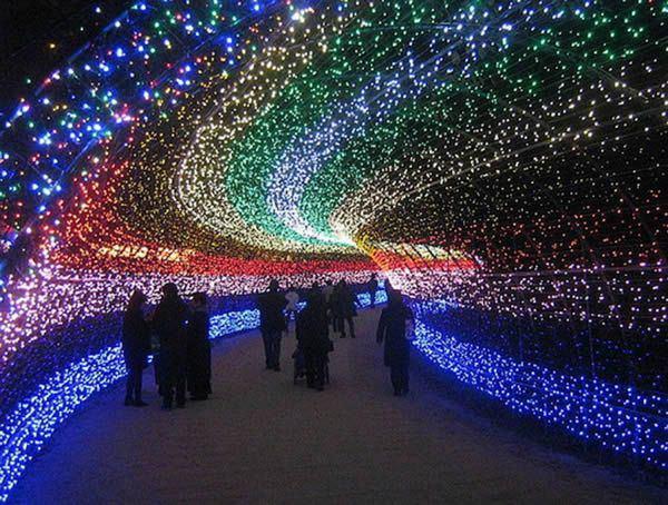 Nabana no Sato luces invierno (5)