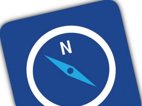 here nokia logo