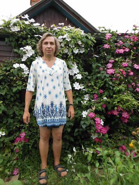 faldas y vestidos de Vladimir Fomin (3)