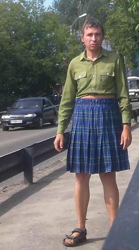 faldas y vestidos de Vladimir Fomin (2)
