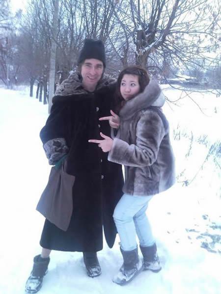 faldas y vestidos de Vladimir Fomin (1)