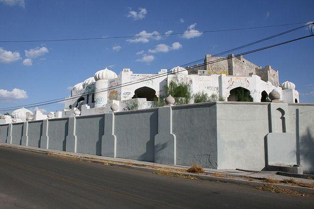 Narquitectura  Los palacios fortificados de los capos del    Drug Lord Mansion
