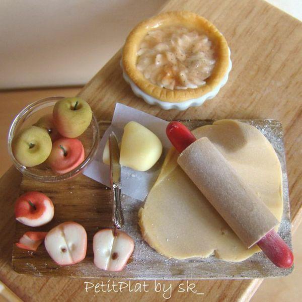 PetitPlat comida miniatura (34)