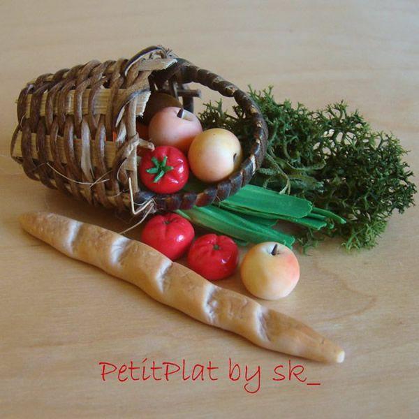 PetitPlat comida miniatura (3)