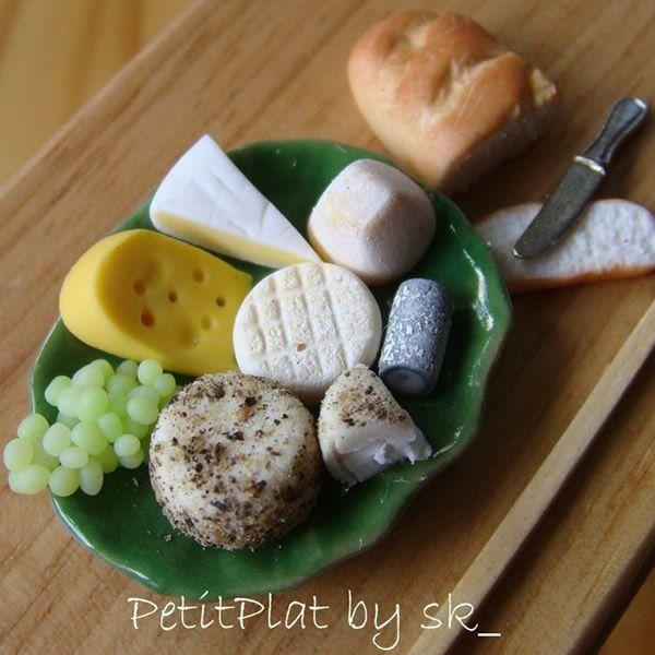 PetitPlat comida miniatura (2)