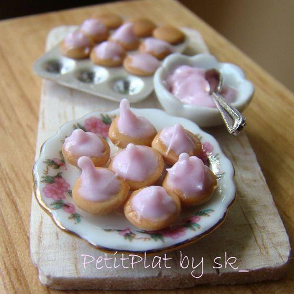 PetitPlat comida miniatura (30)