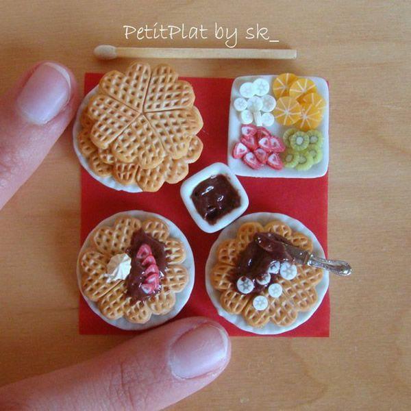 PetitPlat comida miniatura (8)
