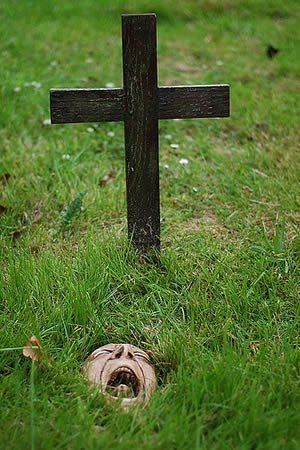 enterrado vivo