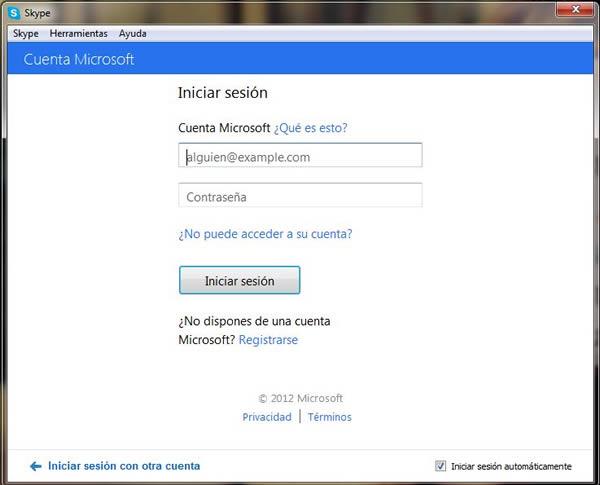 migrar de Messenger a Skype (2)