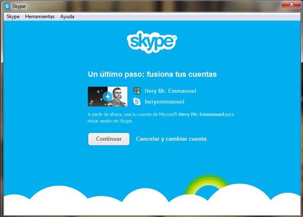 migrar de Messenger a Skype (5)