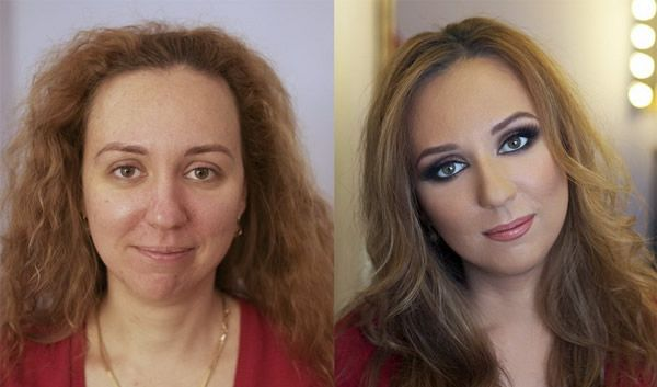 Maquiagem profissional antes e depois (20)