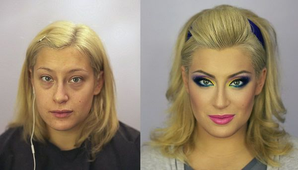 Maquillaje profesional antes y después (18)