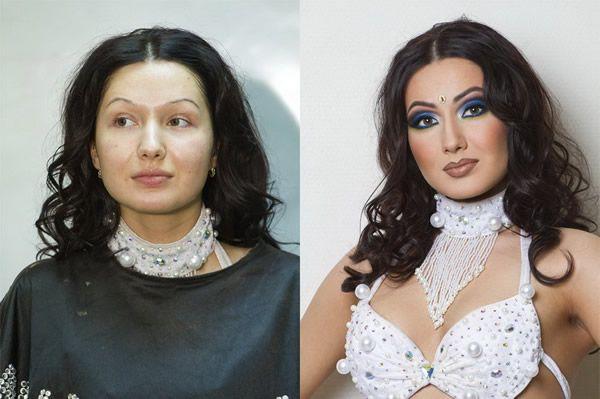 Maquillaje profesional antes y después (9)