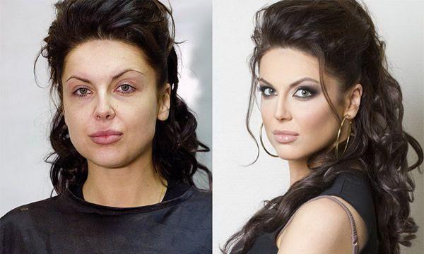 Maquillaje profesional antes y después (8)