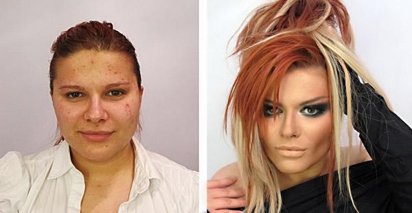 Maquillaje profesional antes y después (5)