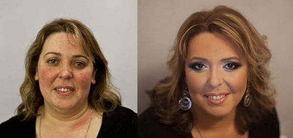 Maquillaje profesional antes y después (3)