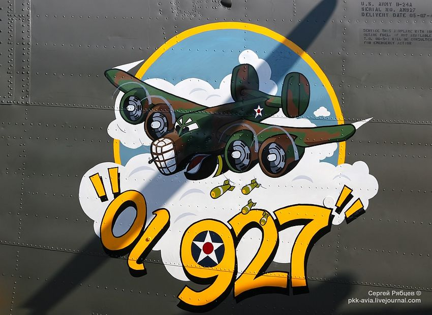 Nose Art paintings Fuerza Aérea (33)