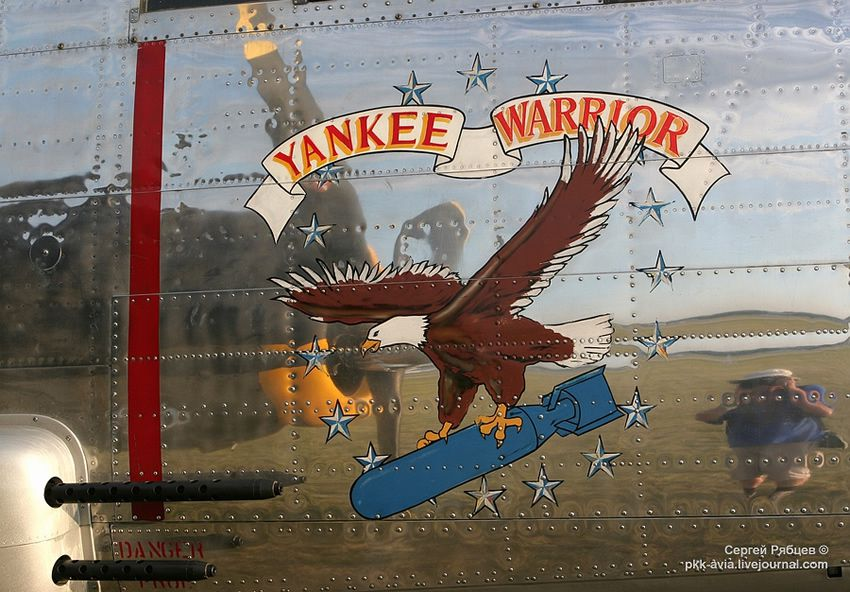 Nose Art paintings Fuerza Aérea (17)