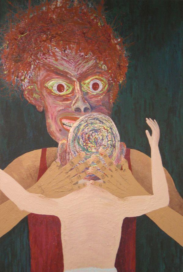 Pinturas de enfermos mentales (4)