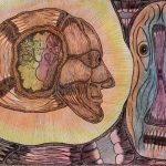 Pinturas hechas por enfermos mentales