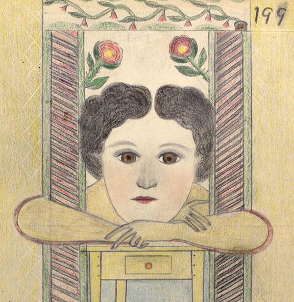 Pinturas de enfermos mentales (19)