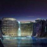 Hotel Intercontinental Shimao, una maravilla arquitectónica