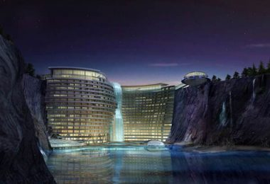 Hotel Intercontinental Shimao (5)