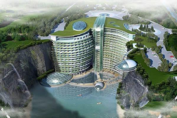 Hotel Intercontinental Shimao (2)