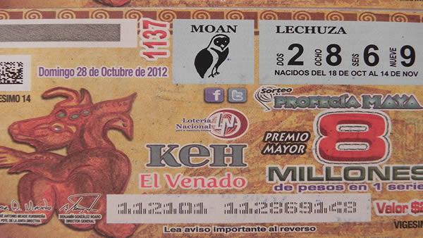 loteria maya