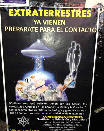 profesias extraterrestres