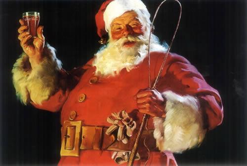 Sundblom Santa Claus