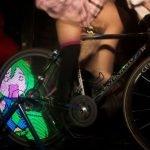 ANIPOV: animaciones personalizadas en las ruedas de tu bicicleta