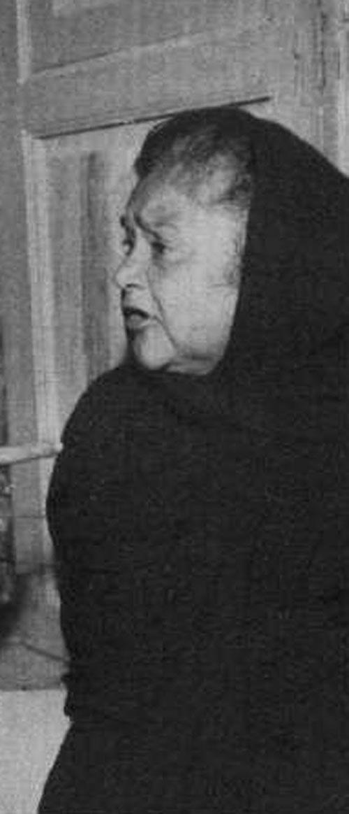 Carmen González Valenzuela