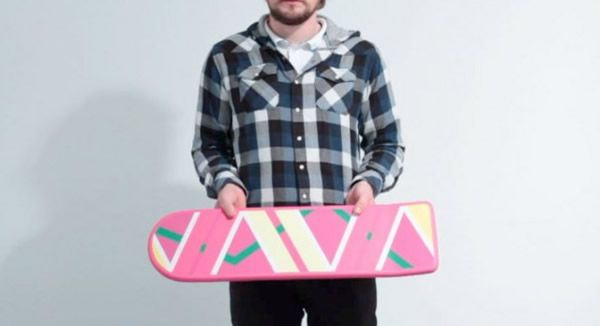 Back to the Future Hoverboard (1)
