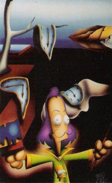tarjetas coleccionables simpson (74)