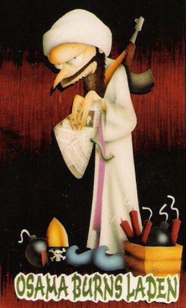 tarjetas coleccionables simpson (143)