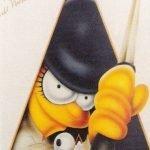 tarjetas coleccionables simpson (133)