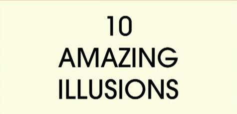 amazing ilusions
