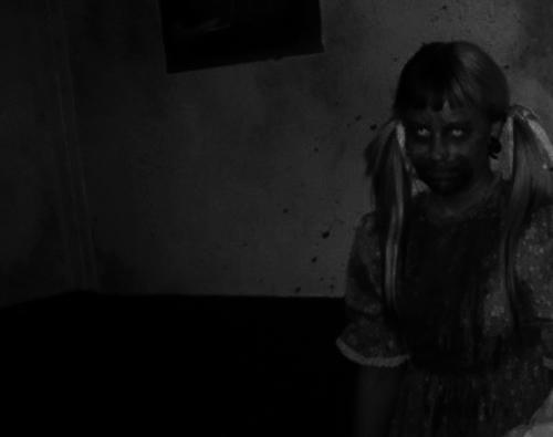 terro niña fantasma