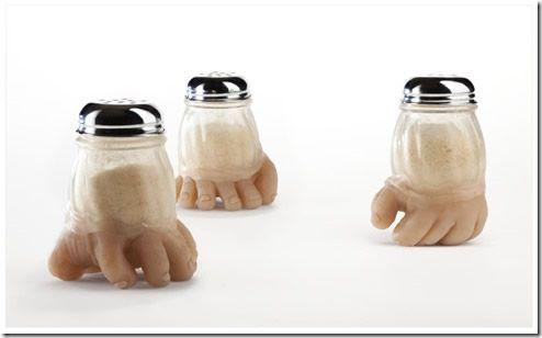 Sentient Kitchen utensilios anatomia humana (5)