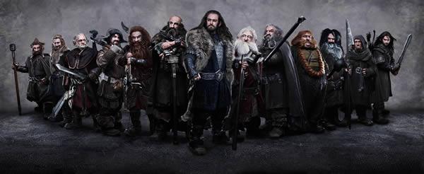 Personajes Hobbit
