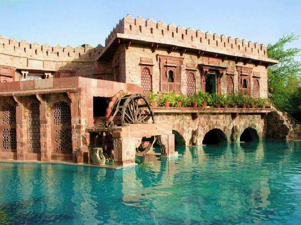 Maravillas arquitectónicas de la India (15)