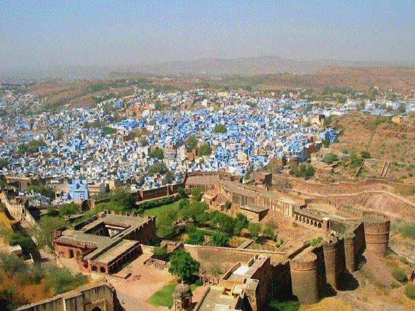 Maravillas arquitectónicas de la India (13)