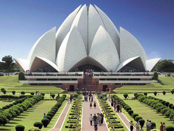 Maravillas arquitectónicas de la India (9)