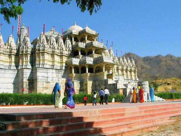 Maravillas arquitectónicas de la India (1)