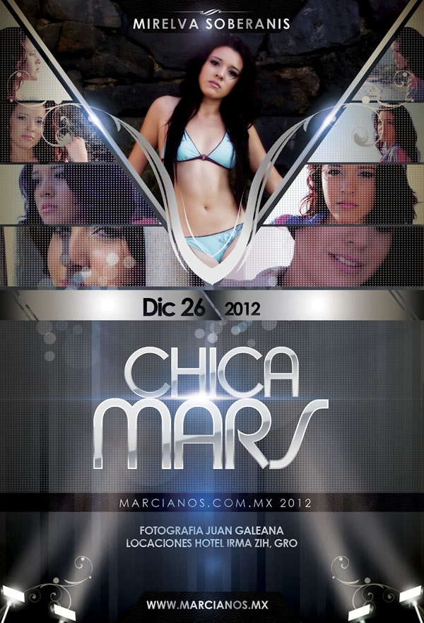 Mirelva Soberanis Chica Mars Diciembre 2012 (1)
